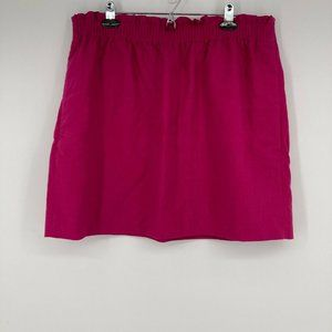 New J. Crew Factory Womens Skirt Sidewalk Mini